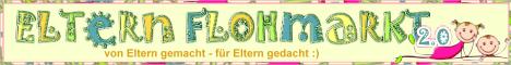 Der Elternflohmarkt2.0 Grüßt euch :) EFBanner4